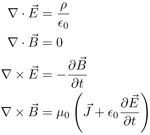 maxwell-equations